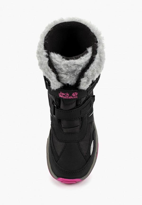 Ботинки для девочки Jack Wolfskin 4012013-6000 Фото 4