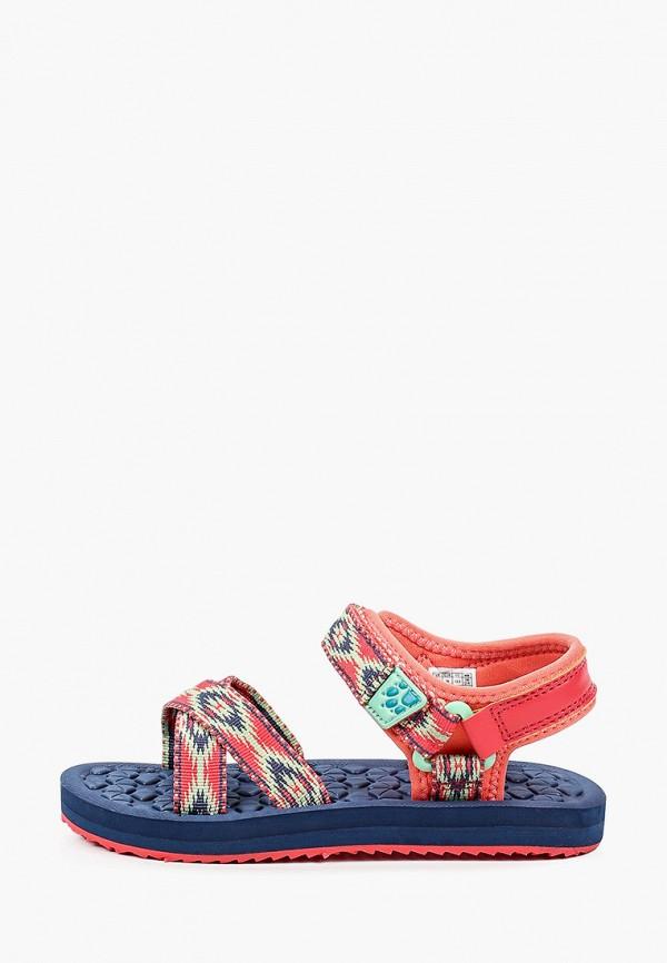 сандалии jack wolfskin для девочки