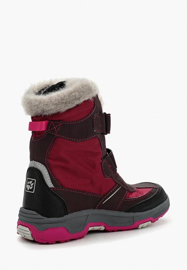 Ботинки для девочки Jack Wolfskin 4012013-2103 Фото 2