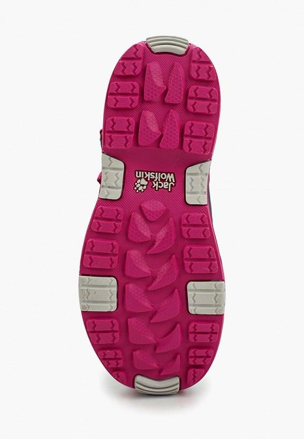 Ботинки для девочки Jack Wolfskin 4012013-2103 Фото 3