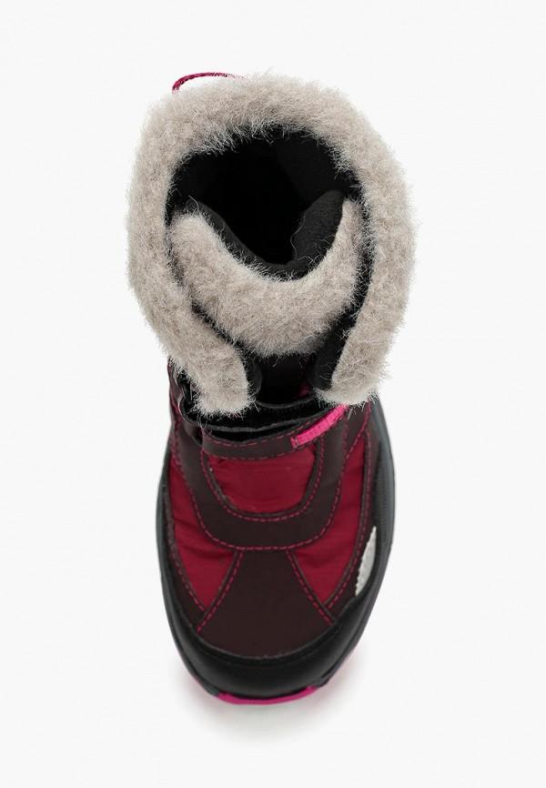 Ботинки для девочки Jack Wolfskin 4012013-2103 Фото 4