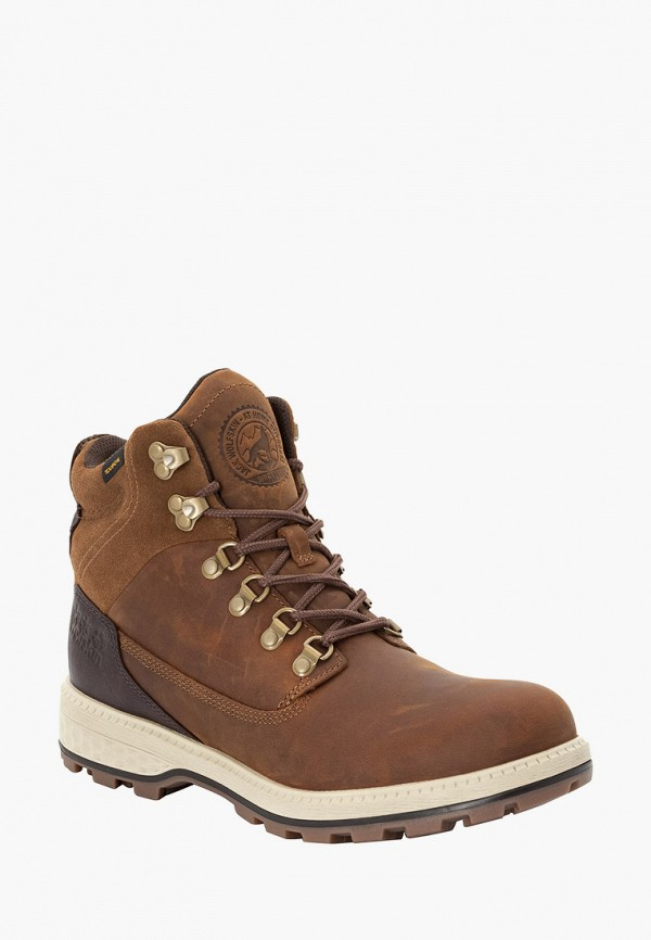 Ботинки Jack Wolfskin Jack Wolfskin JA021AMGGCY4 цена