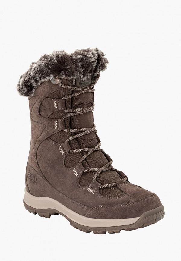 Ботинки Jack Wolfskin Jack Wolfskin JA021AWGGHQ5 цена