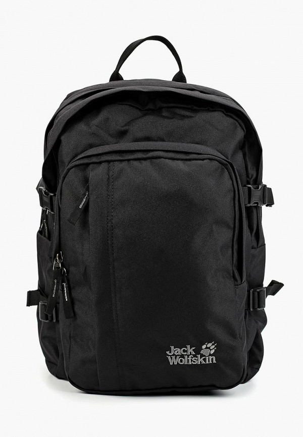 рюкзак jack wolfskin малыши, черный