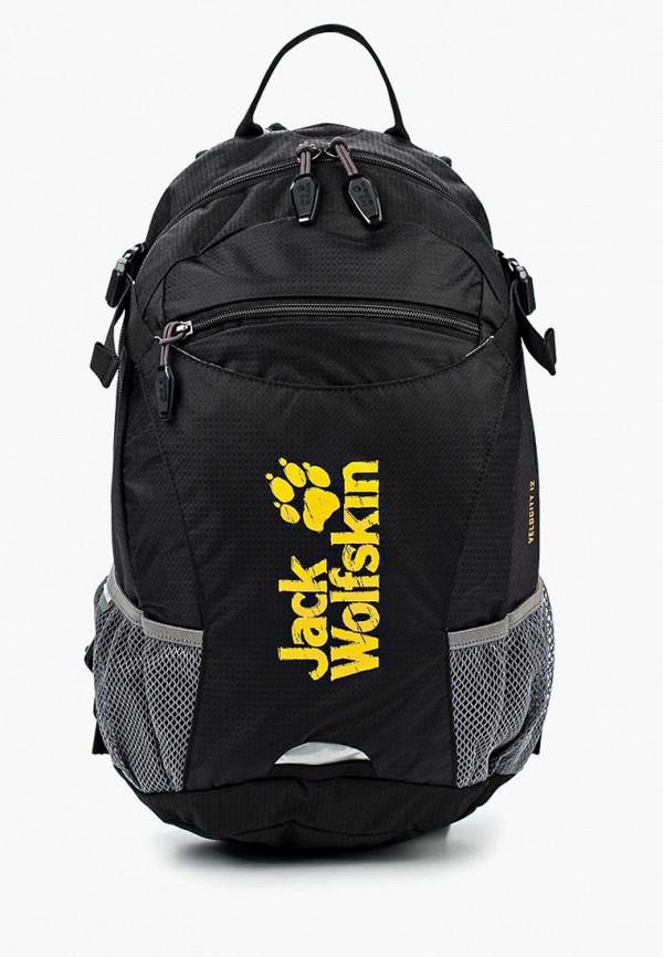 Купить Рюкзак Jack Wolfskin, VELOCITY 12, ja021bupdh00, черный, Осень-зима 2018/2019