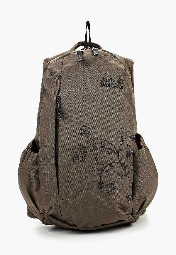 Купить Рюкзак Jack Wolfskin, ANCONA, JA021BWCOFV0, зеленый, Осень-зима 2018/2019