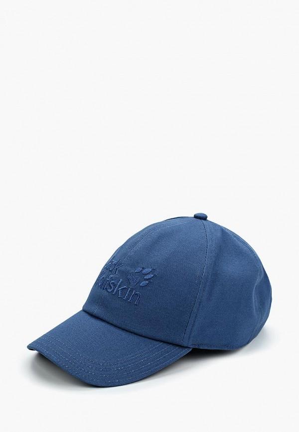 Бейсболка Jack Wolfskin Jack Wolfskin JA021CUAOQA1 бейсболка jack wolfskin baseball cap цвет светло бежевый 1900671 5505 размер 56 61