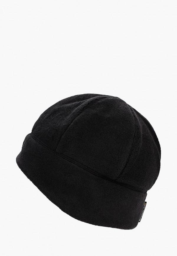 Купить Шапка Jack Wolfskin, STORMLOCK NANUK CAP, ja021cucoeq4, черный, Осень-зима 2018/2019