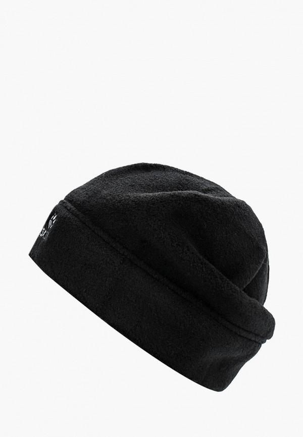Купить Шапка Jack Wolfskin, VERTIGO CAP, ja021cukhp67, черный, Осень-зима 2018/2019