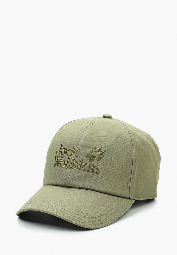 Бейсболка Jack Wolfskin Jack Wolfskin JA021CUPDG64 цена