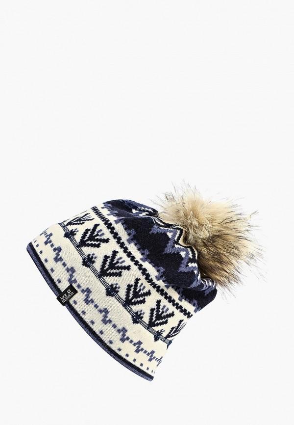 Купить Шапка Jack Wolfskin, SCANDIC CAP WOMEN, JA021CWCOET7, белый, Осень-зима 2018/2019
