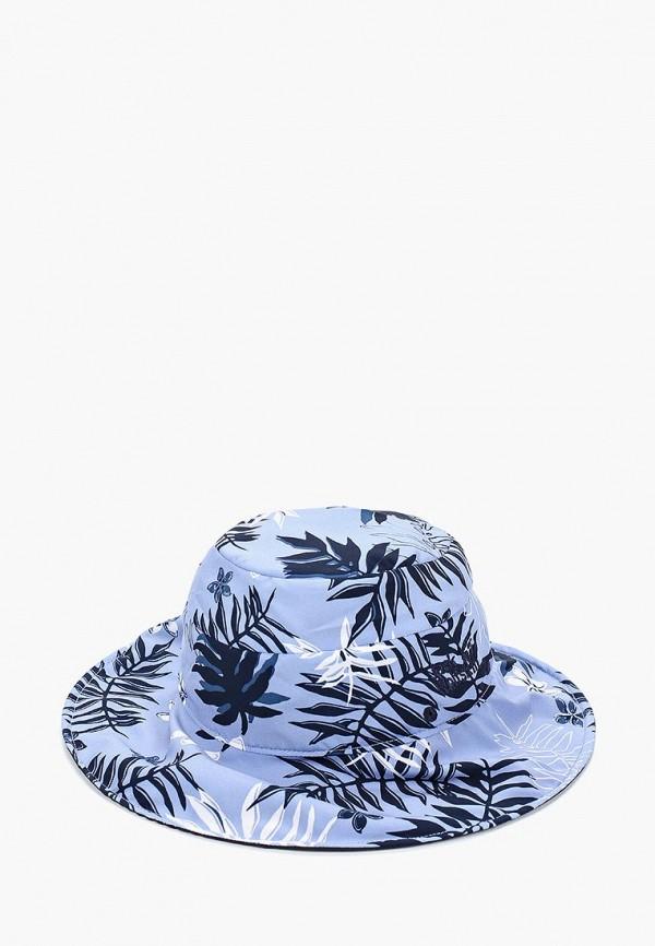 Купить Панама Jack Wolfskin, VICTORIA LEAF HAT WOMEN, ja021cwdzmw5, голубой, Весна-лето 2019
