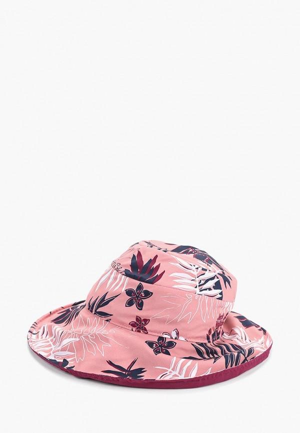 Купить Панама Jack Wolfskin, VICTORIA LEAF HAT WOMEN, ja021cwdzmw6, розовый, Весна-лето 2019