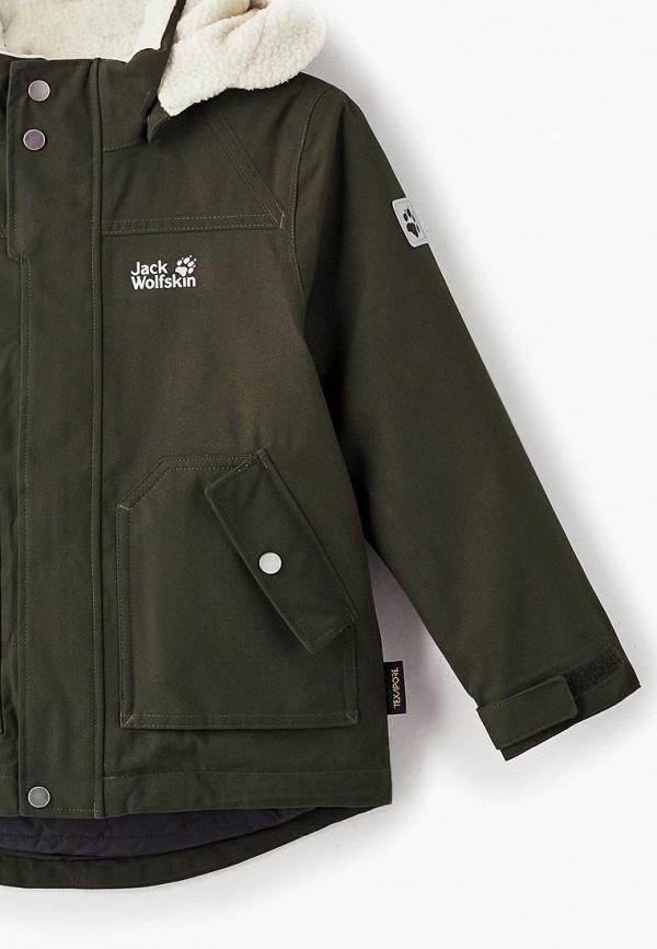 Куртка для мальчика утепленная Jack Wolfskin 1606822-5515 Фото 3