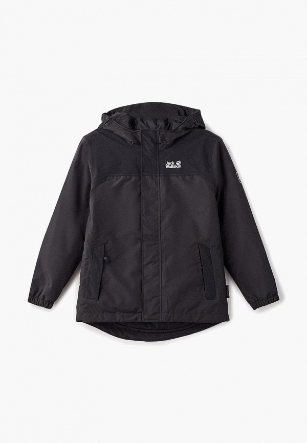 Куртка для мальчика утепленная Jack Wolfskin 1607082-6350