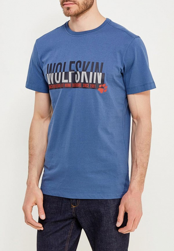 Футболка Jack Wolfskin Jack Wolfskin JA021EMAOQK2 цена