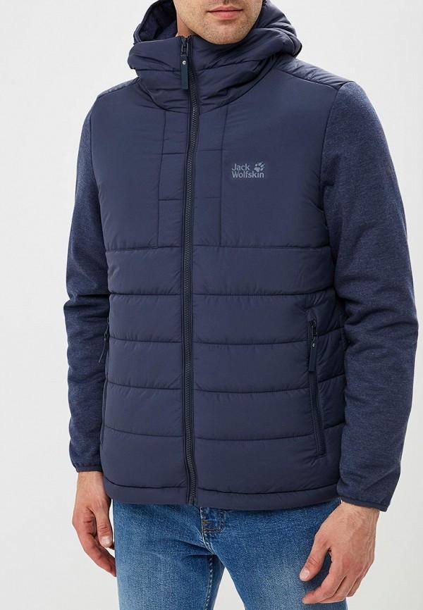 Купить Куртка утепленная Jack Wolfskin, SKYGUARD JACKET MEN, JA021EMCOFX8, синий, Осень-зима 2018/2019