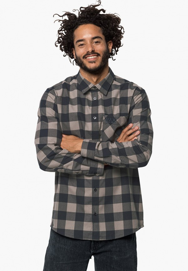Рубашка Jack Wolfskin Jack Wolfskin JA021EMGGCR3 рубашка jack wolfskin jack wolfskin ja021emaoov0