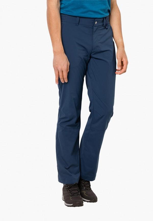 мужские брюки jack wolfskin, синие