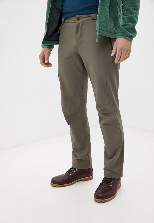 мужские брюки jack wolfskin, хаки