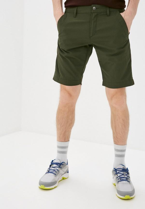 мужские шорты jack wolfskin, хаки