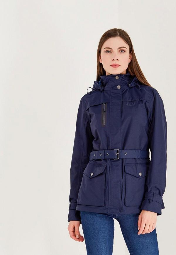 Куртка Jack Wolfskin Jack Wolfskin JA021EWAOQO1 куртки jack wolfskin куртка jasper 3in1 men