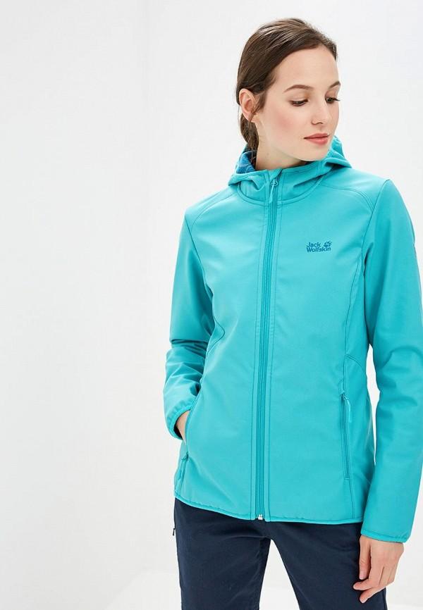 Купить Куртка утепленная Jack Wolfskin, NORTHERN POINT WOMEN, JA021EWCOGM2, бирюзовый, Осень-зима 2018/2019