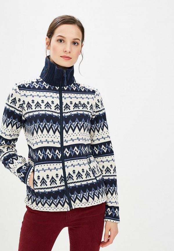 Купить Кардиган Jack Wolfskin, JA021EWCOGM6, разноцветный, Осень-зима 2018/2019
