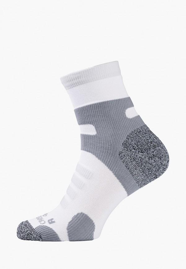 женские носки jack wolfskin, белые