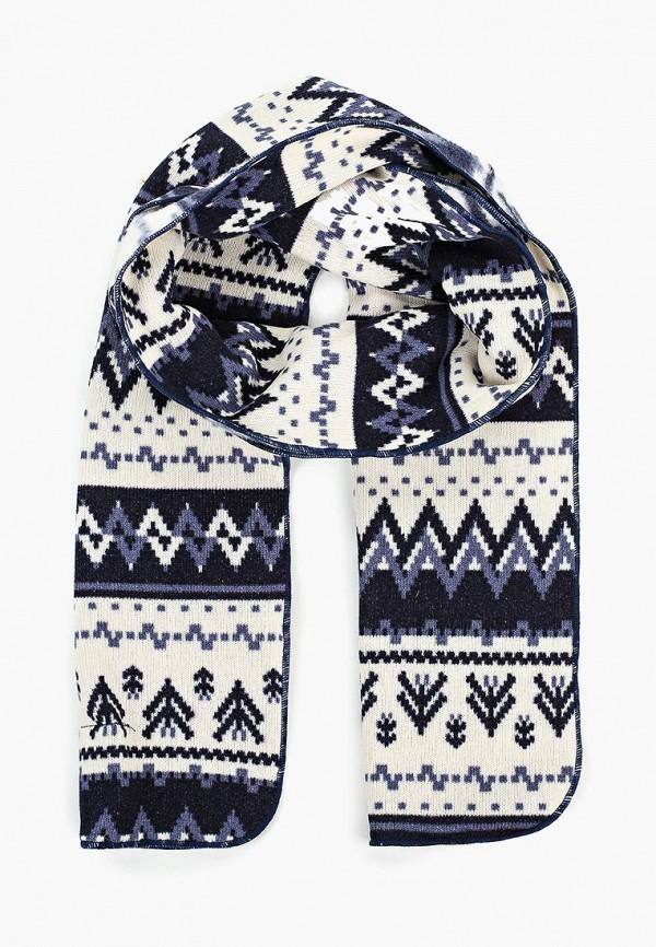 Купить Шарф Jack Wolfskin, SCANDIC SCARF WOMEN, JA021GWCOFO4, синий, Осень-зима 2018/2019