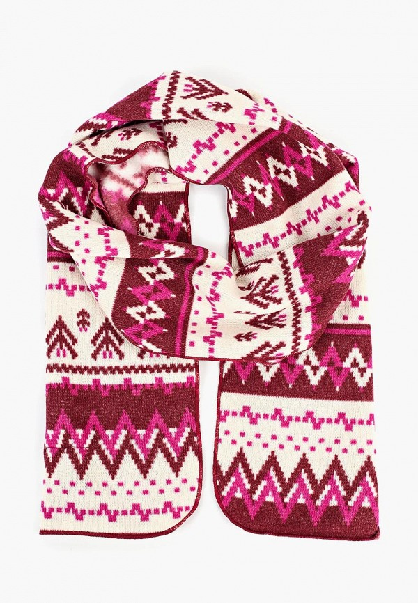 Купить Шарф Jack Wolfskin, SCANDIC SCARF WOMEN, ja021gwcofo5, розовый, Осень-зима 2018/2019