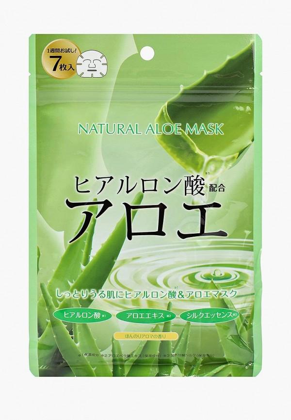 Набор масок для лица Japan Gals Japan Gals JA022LWAZ724 лосьон для лица japan gals japan gals ja022lwcwc67