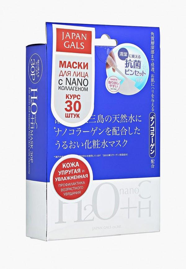 Набор масок для лица Japan Gals Japan Gals JA022LWCWC72 цены онлайн