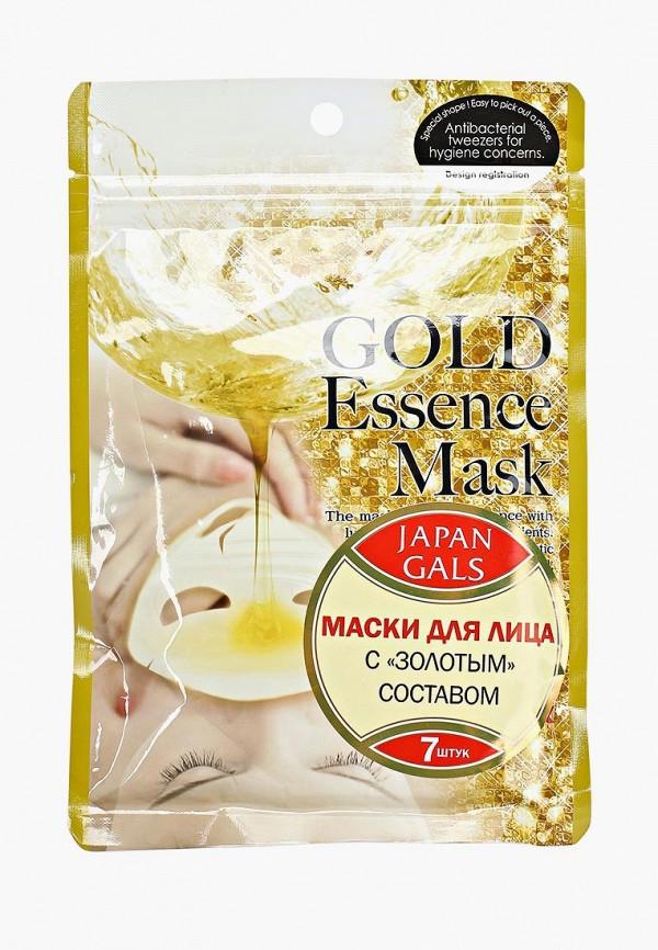 Набор масок для лица Japan Gals Japan Gals JA022LWCWC76 цены онлайн