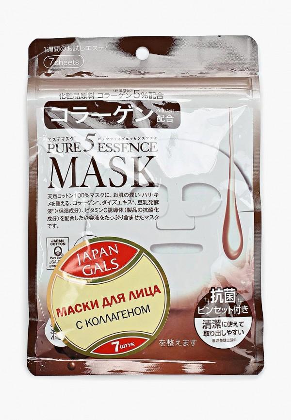 Набор масок для лица Japan Gals Japan Gals JA022LWCWC78