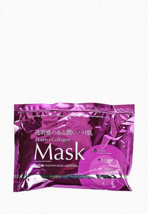 Набор масок для лица Japan Gals Japan Gals JA022LWFXC24 цены онлайн