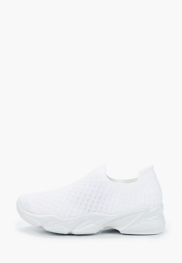 женские кроссовки janessa, белые