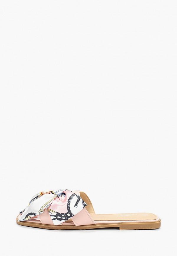 женское сабо janessa, разноцветное