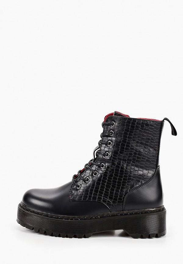 женские ботинки janessa, черные