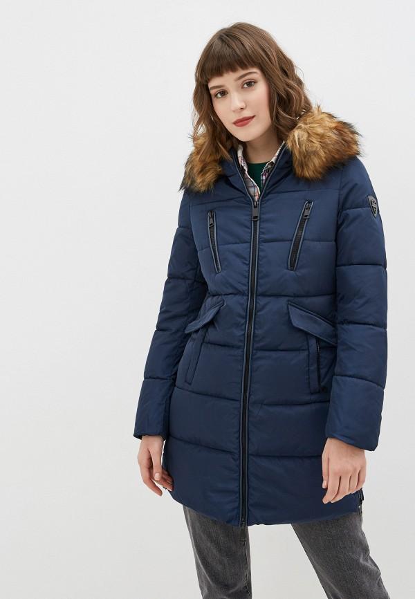женская куртка jayloucy, синяя