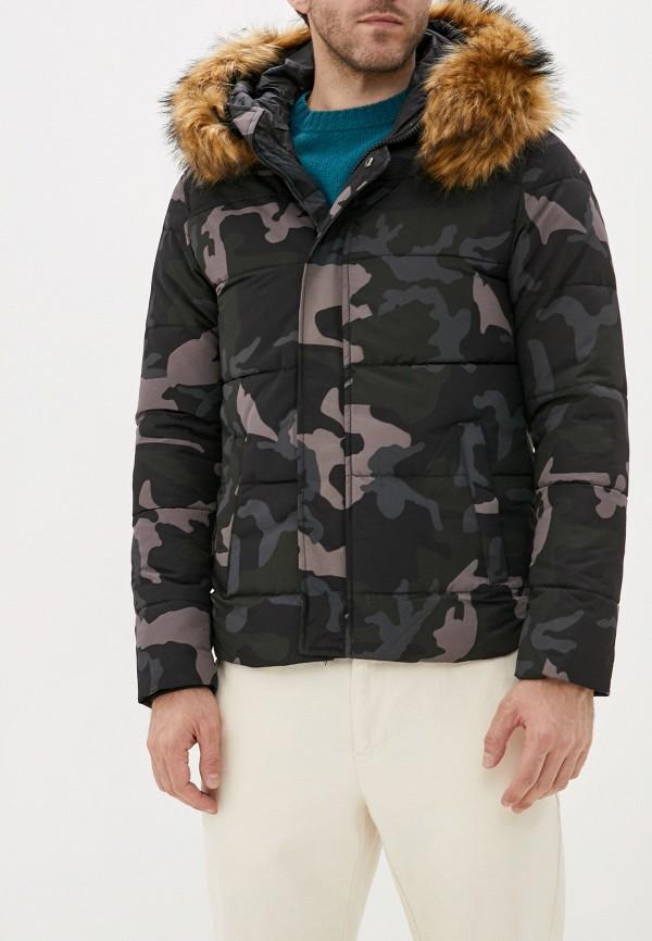 мужская куртка jackets industry, разноцветная