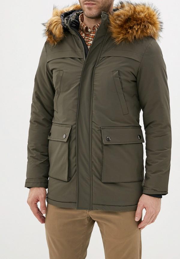 мужская куртка jackets industry, хаки