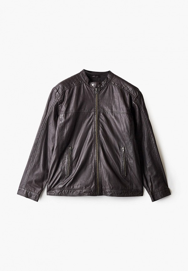 мужская куртка jack's sportswear intl, коричневая