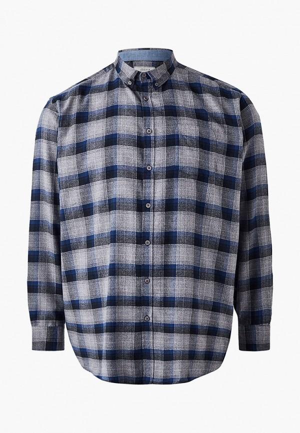 мужская рубашка с длинным рукавом jack's sportswear intl, разноцветная