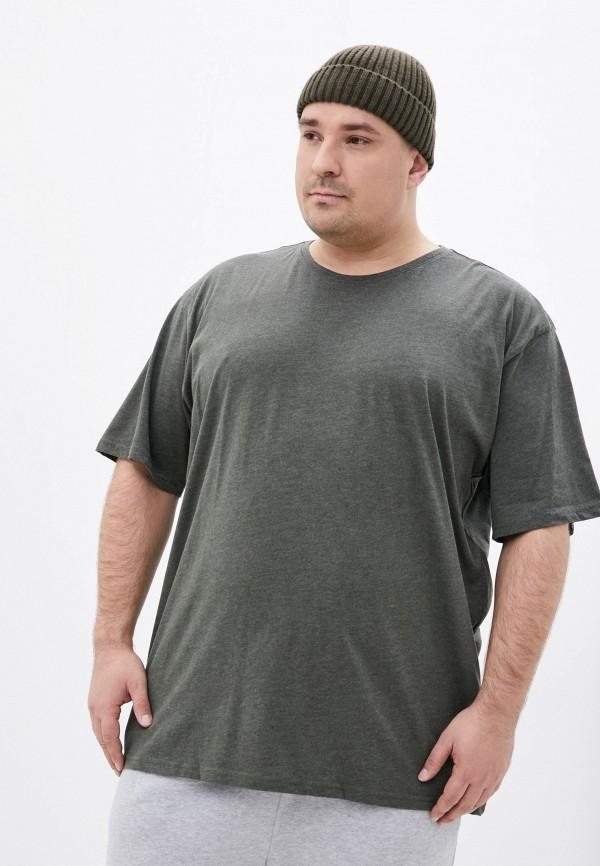 мужская футболка с коротким рукавом jack's sportswear intl, хаки