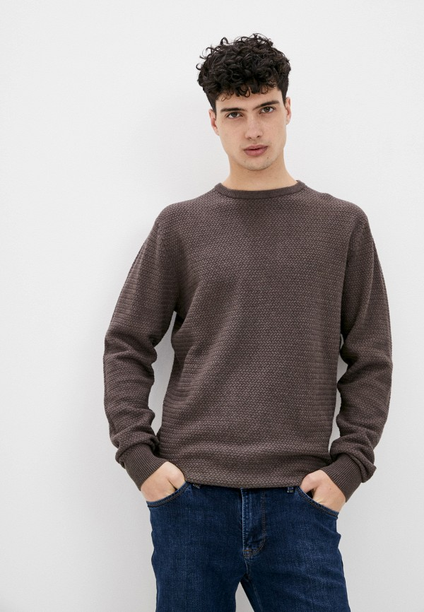 мужской джемпер jack's sportswear intl, коричневый