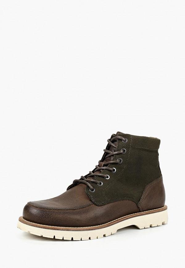 Купить Ботинки Jack & Jones, JA391AMBZTA5, хаки, Осень-зима 2018/2019
