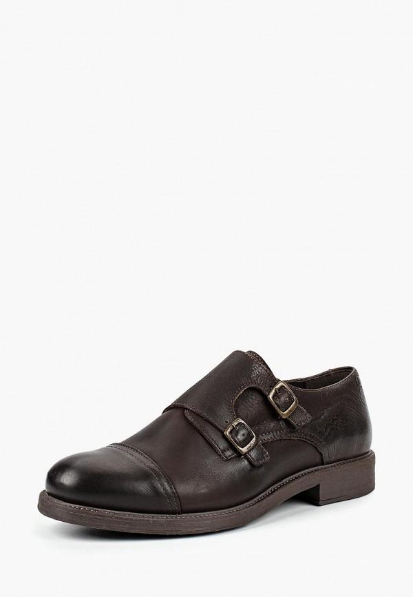 Купить Туфли Jack & Jones, JA391AMBZTA7, коричневый, Осень-зима 2018/2019