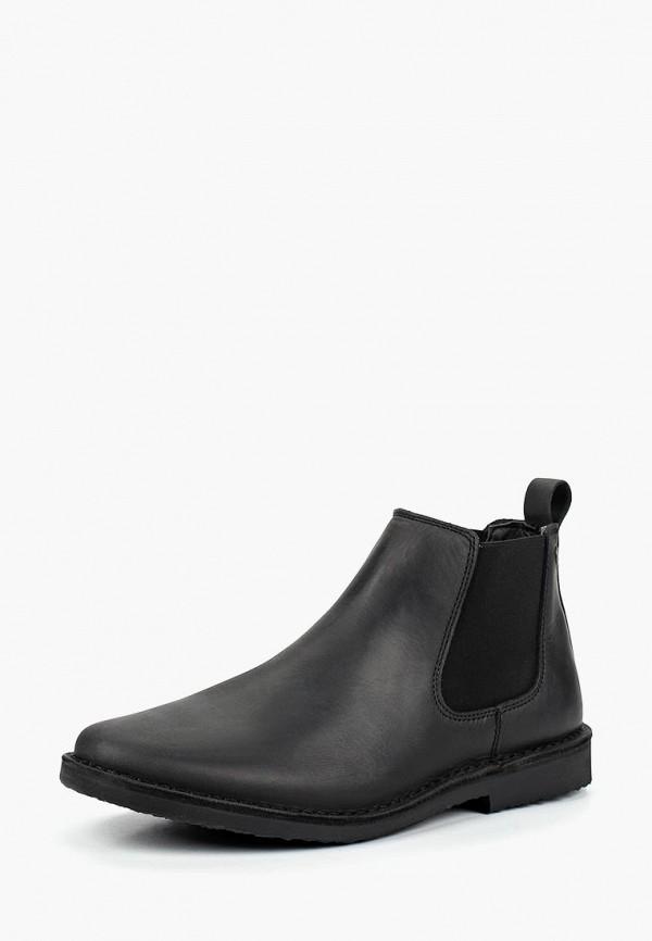 Купить Ботинки Jack & Jones, JA391AMBZTC2, черный, Осень-зима 2018/2019