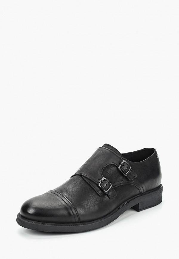 Купить Туфли Jack & Jones, JA391AMBZTD0, черный, Осень-зима 2018/2019